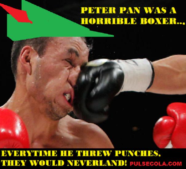 peter pan boxer